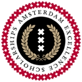 Amsterdam Excellence Scholarship 2015