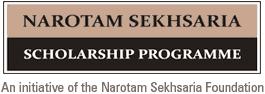 Narotam Sekhsaria Scholarship Programme 2015