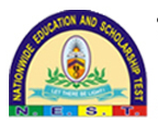 14th Nationwide Education and Scholarship Test (NEST-Junior) 2015*