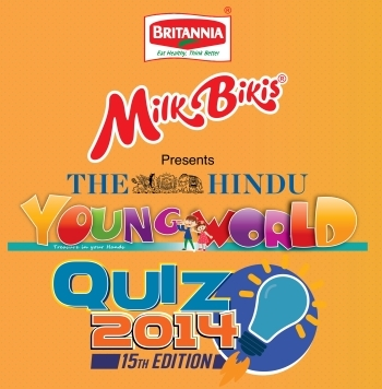 The Hindu -Young World Quiz 2014