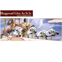 Bhagavad Gita As It Is Essay Competition 2015