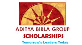 Aditya Birla Scholarship Programme 2016