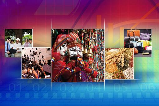 Design Concept to represent Brand India 2015