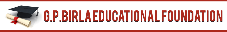 G.P. Birla Education Foundation 2016