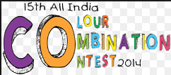 15th All India Colour Combination Contest - Himanshu Art Institute