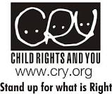 Child Rights and You (CRY) Fellowship 2015