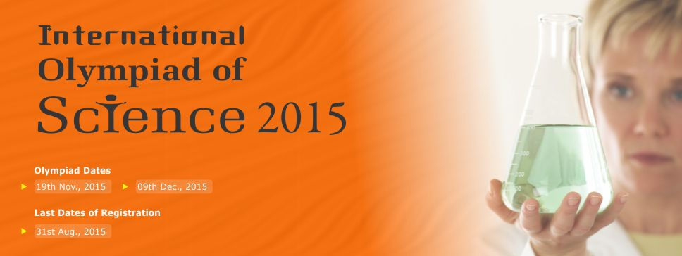International Olympiad of Science 2015