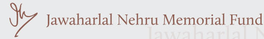 Jawaharlal Nehru Memorial Fund Fellowships 2015