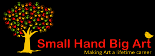 Small Hand Big Arts Annual Art Exploration 2016-17