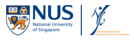 NGS Scholarship (NGSS), Singapore 2017-18