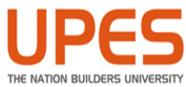 UPES Engineering Aptitude Test, UPESEAT 2016