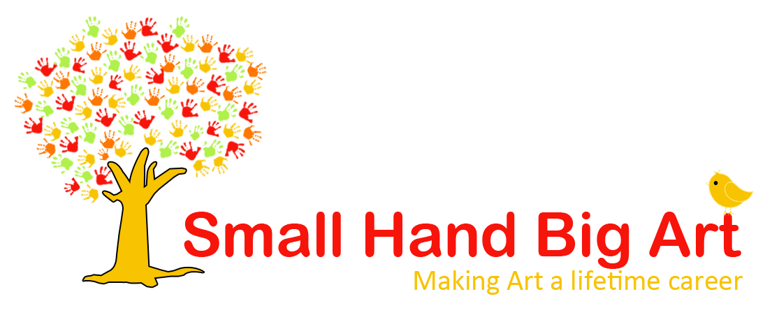 Small Hand Big Arts Annual Art Exploration 2015-16