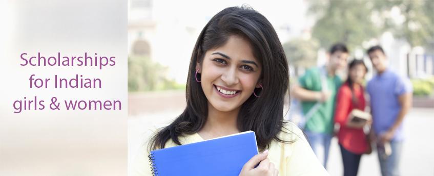 Scholarships for Indian girls & women