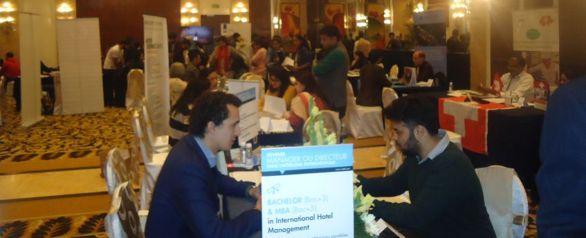 International Education Fair opens window of opportunities for Indian students
