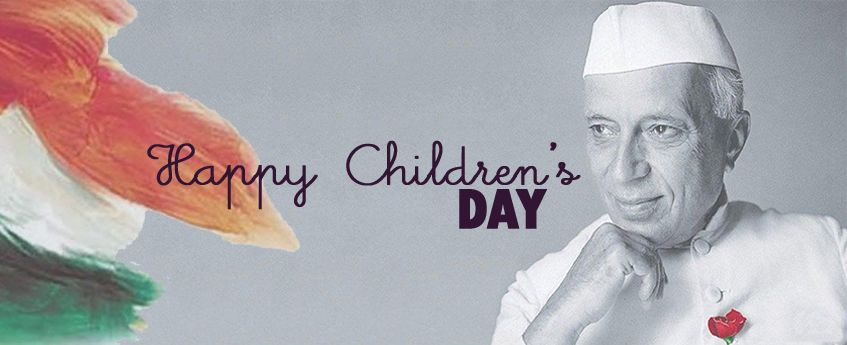 Remembering Jawaharlal Nehru on Children's Day