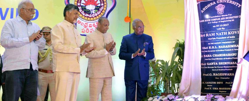 President Kovind concerned over gender imbalance in Indian education