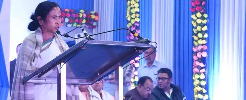 West Bengal CM announces INR 100 crore  for research work in innovation