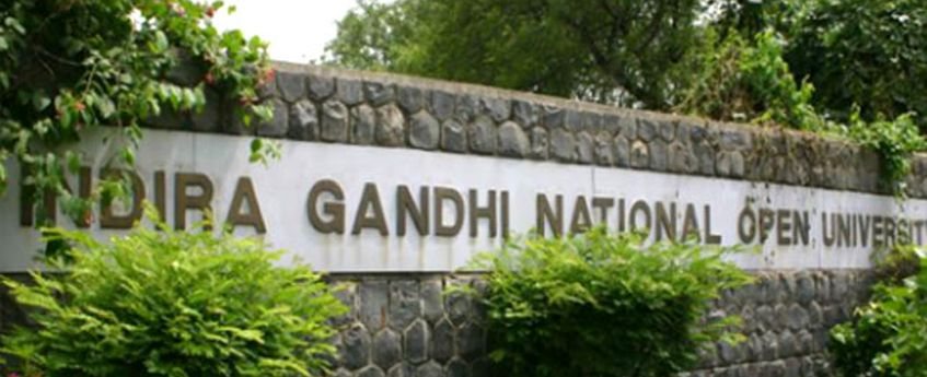 No fee for SC/ST students seeking admission in IGNOU
