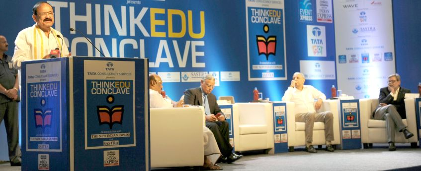 There is a need to reshape education system in India, says vice president