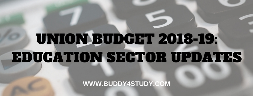 Union Budget 2018: Everything you need to know about education sector