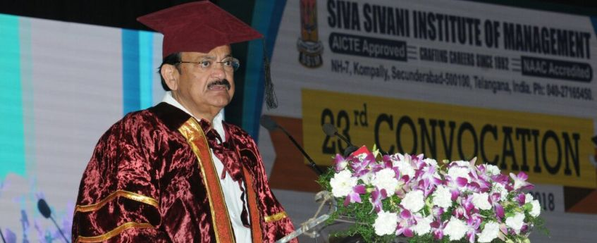 Vice president calls for complete overhaul of education system