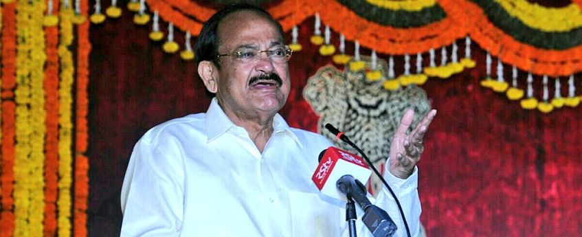 Vice President Naidu expresses concern over skills, employability, and quality of education