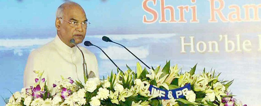 Aspire to be the best in all areas, President Kovind tells IITians