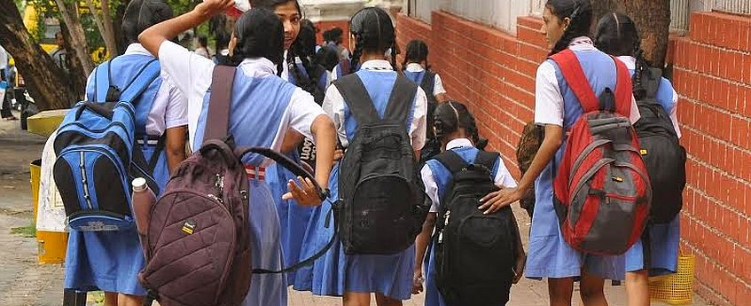 Solace for kids: Delhi schools to go bagless once a week