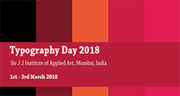 Typography Day Poster Design Competition 2018