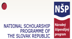 National Scholarship Programme of the Slovak Republic 2017-18