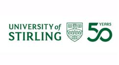 International Postgraduate Scholarship, University of Stirling 2017