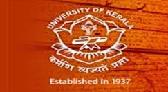 University of Kerala PhD Admission 2016