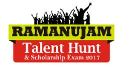 Ramanujam Talent Hunt 2017