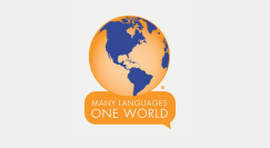 Many Languages One World Essay Contest 2017
