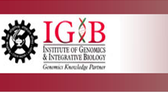 CSIR-Institute of Genomics and Integrative Biology Fellowship 2017