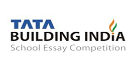 Tata Building India Online Essay Competition 2017-18