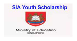 SIA Youth Scholarship in Singapore 2018