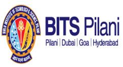 Junior Research Fellowship, BITS Pilani 2017