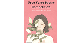 Free Verse Poetry Competition 2017
