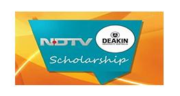 NDTV Deakin Scholarship 2018