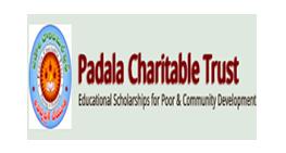 Padala Charitable Trust Scholarship 2018