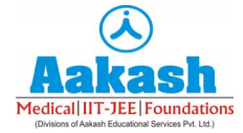 Aakash Admission Cum Scholarship Test 2017