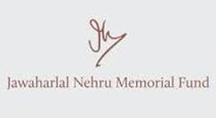 Jawaharlal Nehru Memorial Fund Fellowships 2017