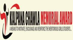 Kalpana Chawla Memorial Award 2017