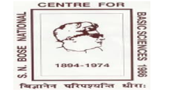 Summer Research Fellowship Programme Kolkata 2017