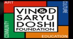 Saryu Doshi Post Graduate Fellowships In Liberal Arts & Sciences 2017