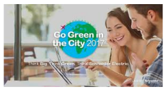 Go Green in the City Competition 2017