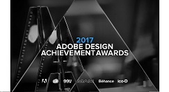Adobe Design Achievement Awards for International Students, 2017