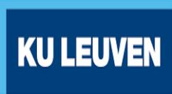 KU Leuven University PHD Scholarship 2017