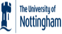 University of Nottingham, UK Scholarship 2017